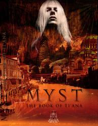 Myst: Book Of Ti'Ana DVD Cover