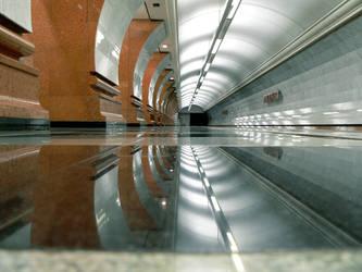 Underground Moscow by Sofira