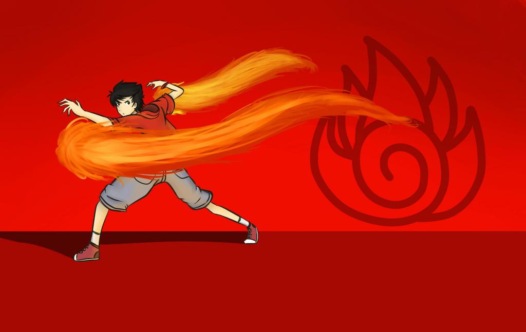 Fantasy Adventure - Fire Element by AlbertRemong on DeviantArt