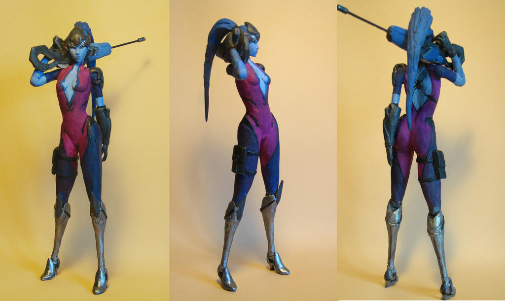 Widowmaker Overwatch by AnotherDungeonhero