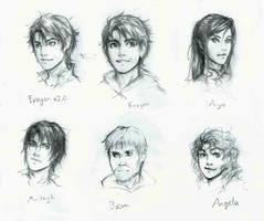 Eragon: character sheet