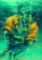 Underwater by lorellashray