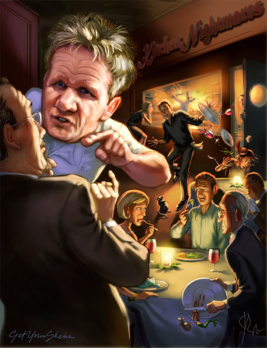 Ramsay S Kitchen Nightmares Sam Waitress