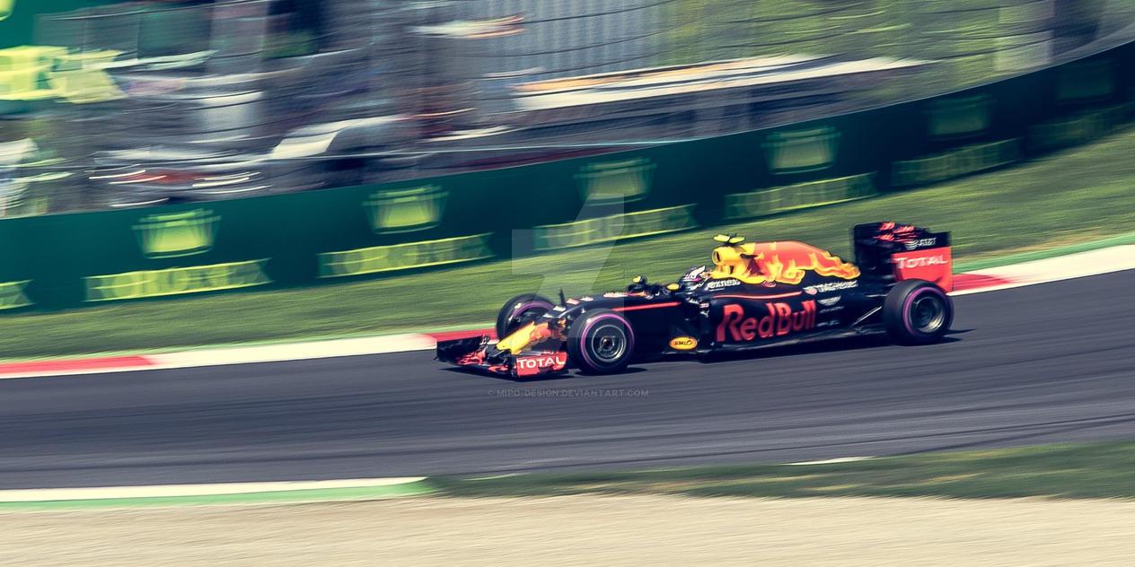 F1 Austria GP Redbull by Mipo-Design