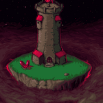 The Watchtower - Pixel Art by API-Beast