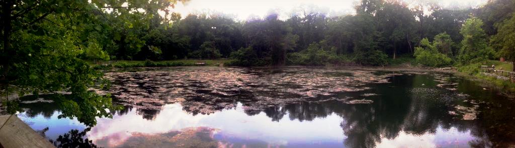 Lost Lake. by ChuuiHawkeye