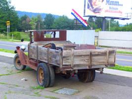 Old Truck3 by rem-severem