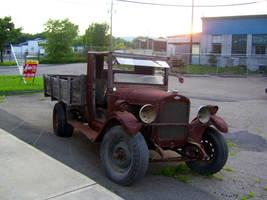 Old Truck7 by rem-severem