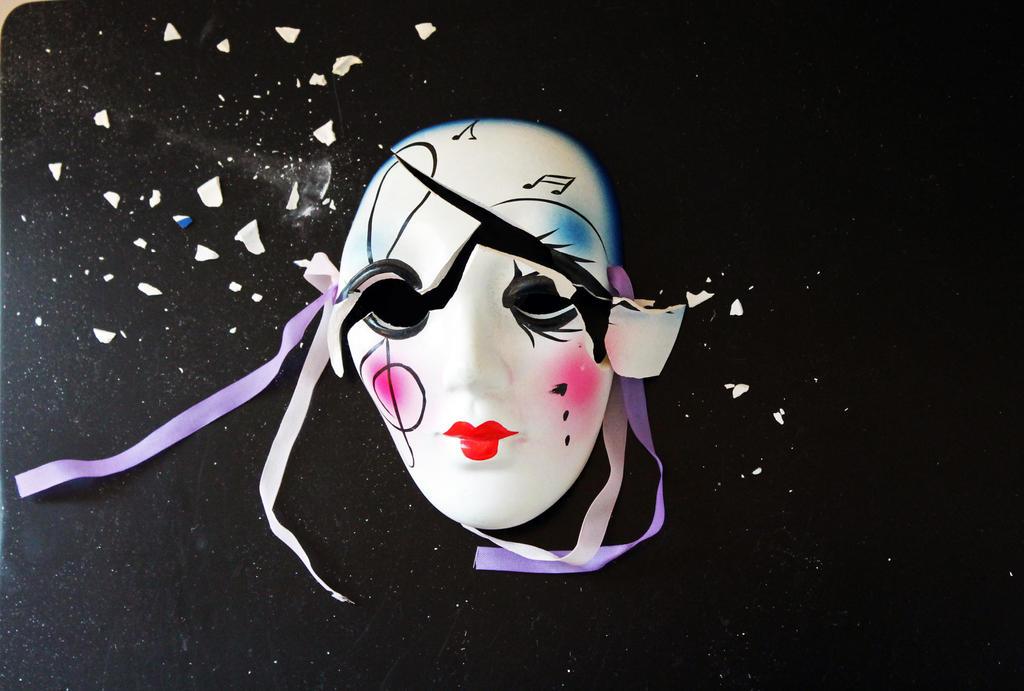 Broken Mask 2 by rem-severem