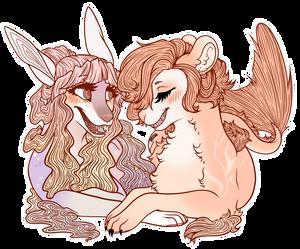 Pastel Girlfriends