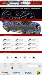 tsauto - car parts online shop by miguslaw