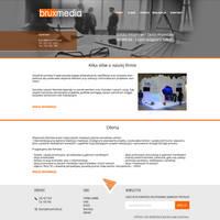 Bruxmedia - simple website by miguslaw