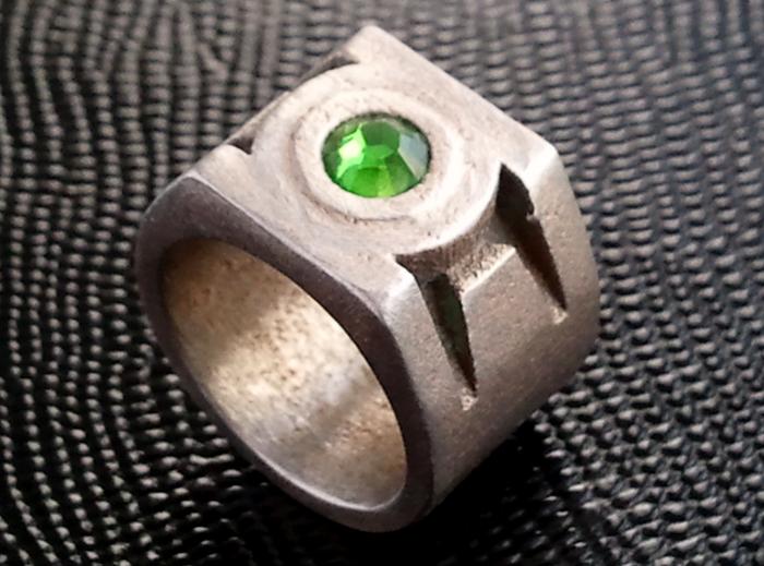 Green Lantern Ring by lensman888