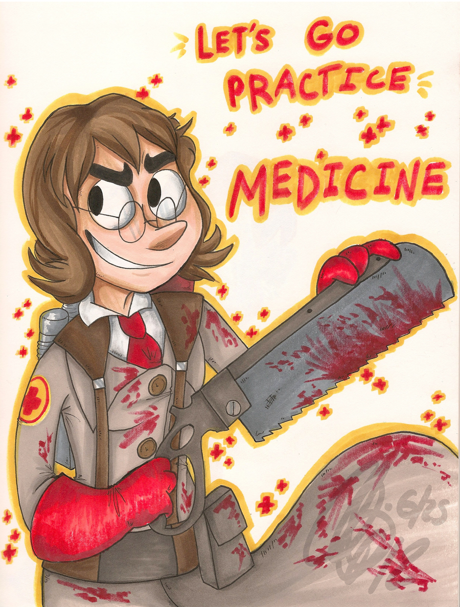 medic ID by loneyqua