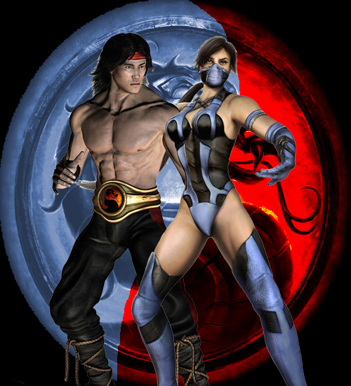 liu kang and kitana relationship help