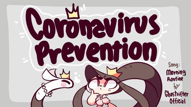 Corona Virus Prevention (VIDEO)