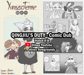 Qingjiu's Duty - COMIC DUB