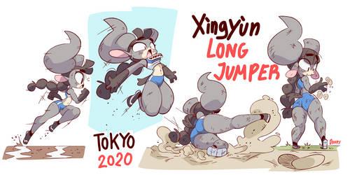 Xingyun - Long Jumper