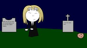 Cut little dancing dead girl by JesseEmeritus3