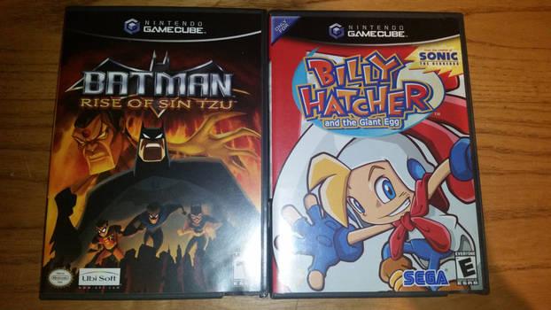 2 GameCube Games!