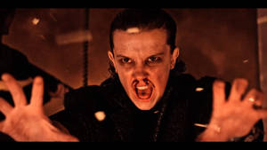 Eleven (Stranger Things 2) over rage.