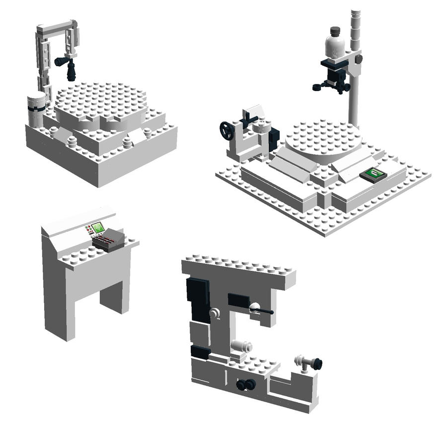 Lego Sburb Devices UPDATED by SilentCollector