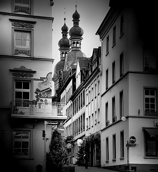 CITY IMPRESSION by gingado