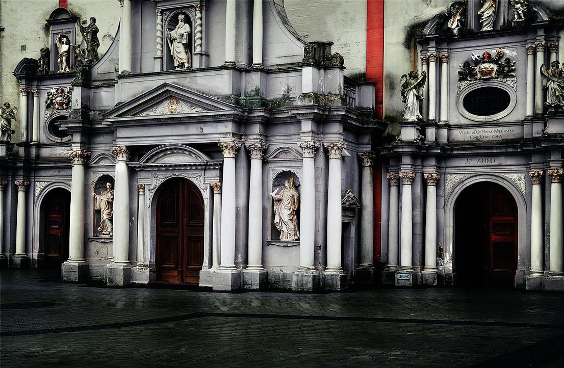 BASILICA OF ST. MATTHIAS by gingado