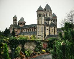 ABBEY CHURCH MARIA LAACH by gingado