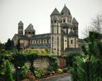 ABBEY CHURCH MARIA LAACH