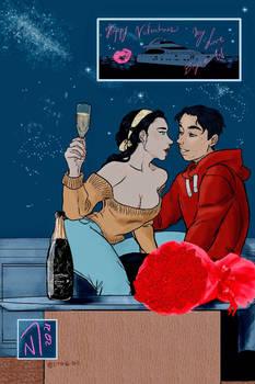 JayBryce Earth 3029 Valentine's Day