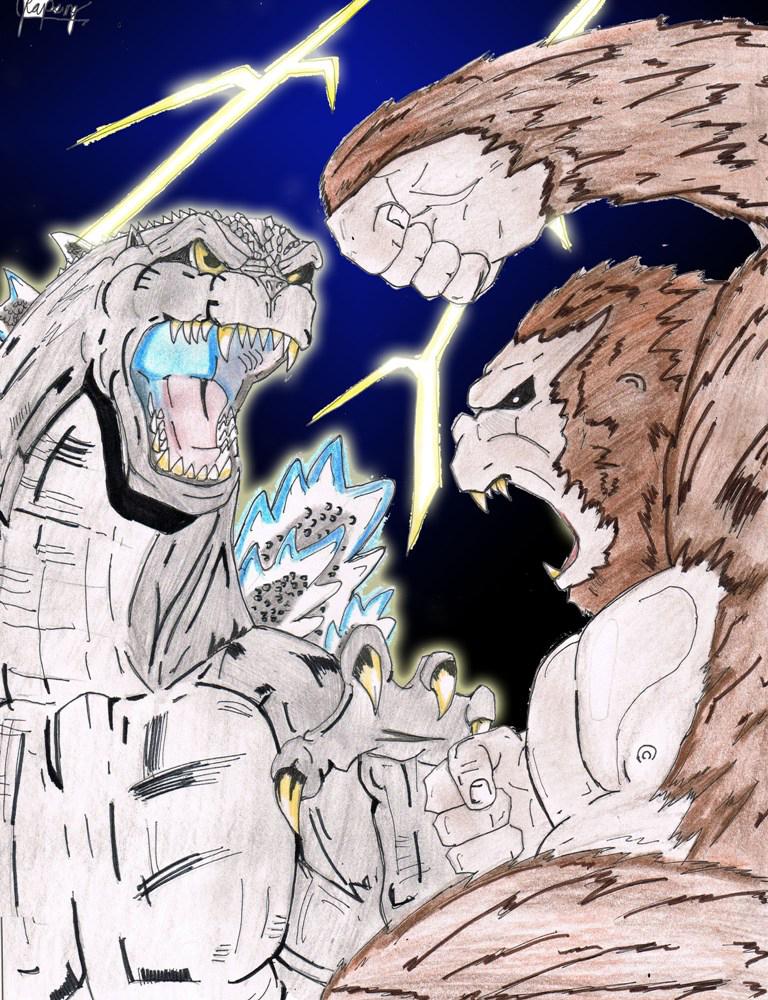 lost project godzilla vs king kong heisei by avgk04 on