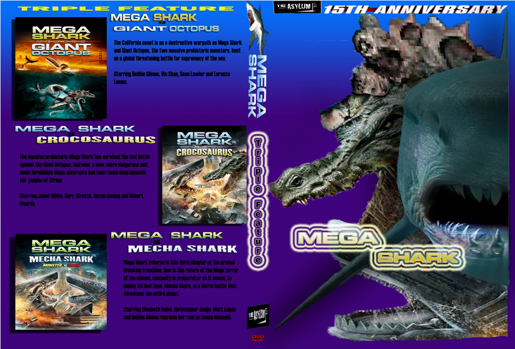 How To Craft The Mega Shark