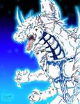 Lost Kaiju: AstroGodzilla