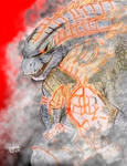 Burning Godzilla (Legendary Era)