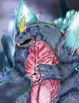 GvSG: SpaceGodzilla [The Crystal Emperor]