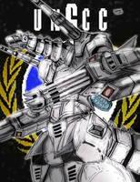 UNGCC Ult. Mecha: Super MechaGodzilla [SMG] IInd by AVGK04