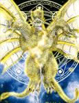 GMK: King Ghidorah [The Thousand Year-old Dragon]