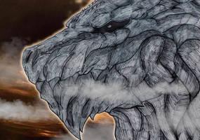Godzilla Earth: The Ancient King Of Destruction by AVGK04