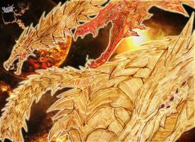 Ghidorah: The God Of Void
