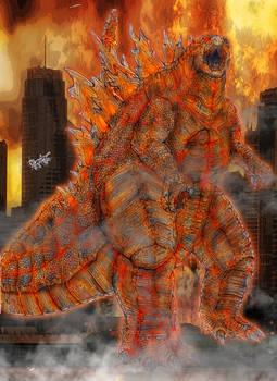G-KOTM: The King's Burning Vengeance