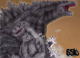 Godzilla: The 65 Year Reign