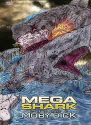 Mega Shark Vs. Moby Dick (Concept Poster)