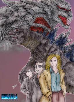 Godzilla: Aftershock (Poster Art)