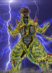 GFW: Keizer Godzilla (Concept Design)