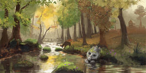 Fairy tale environment