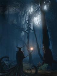 Forest Healer by Medhi