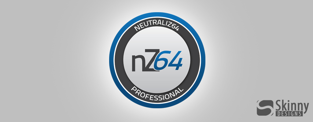 neutraliZ64 Logo by SkinnyDesigns