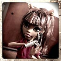 Uhura Clawdeen by sweet-choia