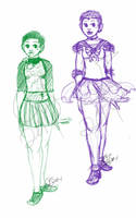 Marisol Sketches by sweet-choia